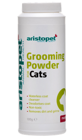 Grooming Powder for Cats
